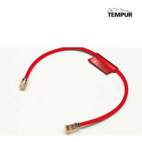 Cable sincro 2 motores TEMPUR MATIC
